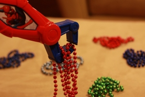 Beads with Reacher